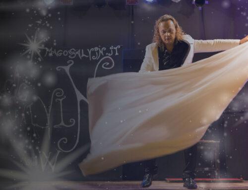 Animazione per Veglione: festeggia il Capodanno con Mago Salvin!